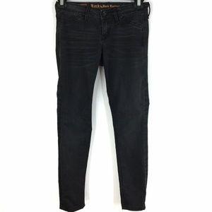 Rock Revival Skinny Jeans Juliet Distressed Bling